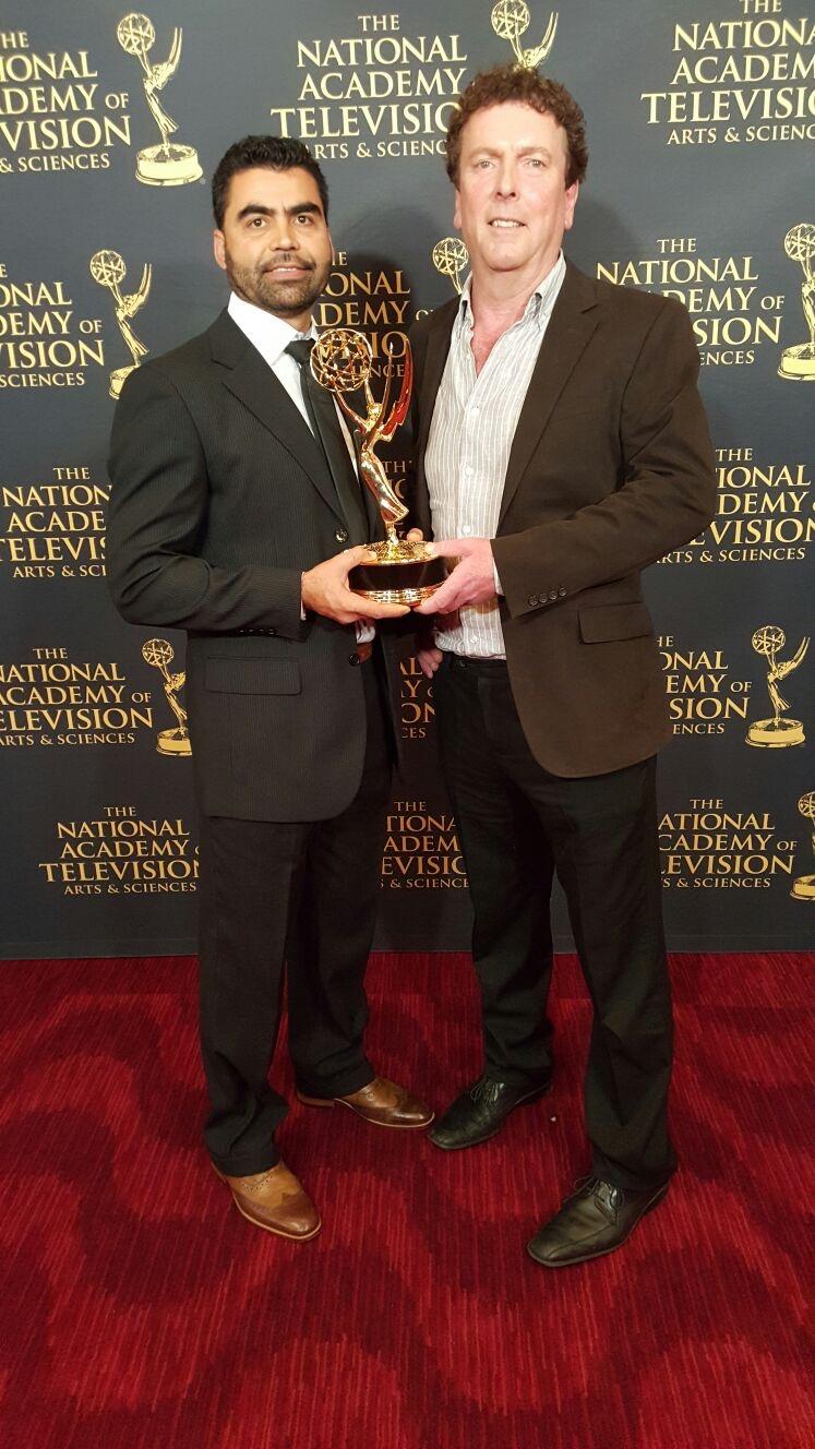 Quraishi FIlms Emmy Award 2016