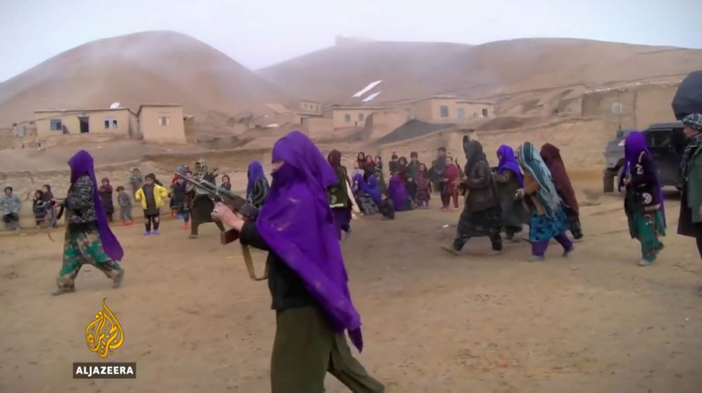 Afghanistan: Bullets And Burqas