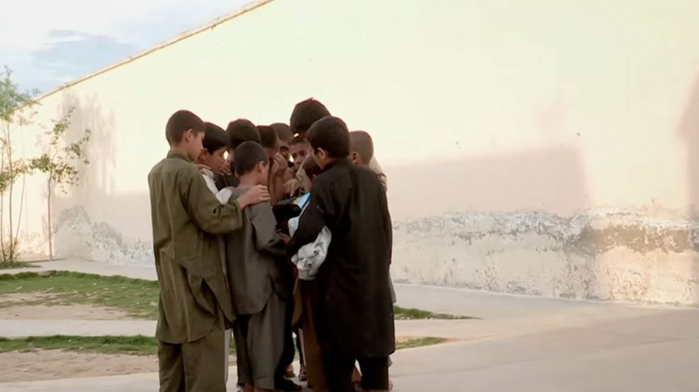 Taliban Child Fighters